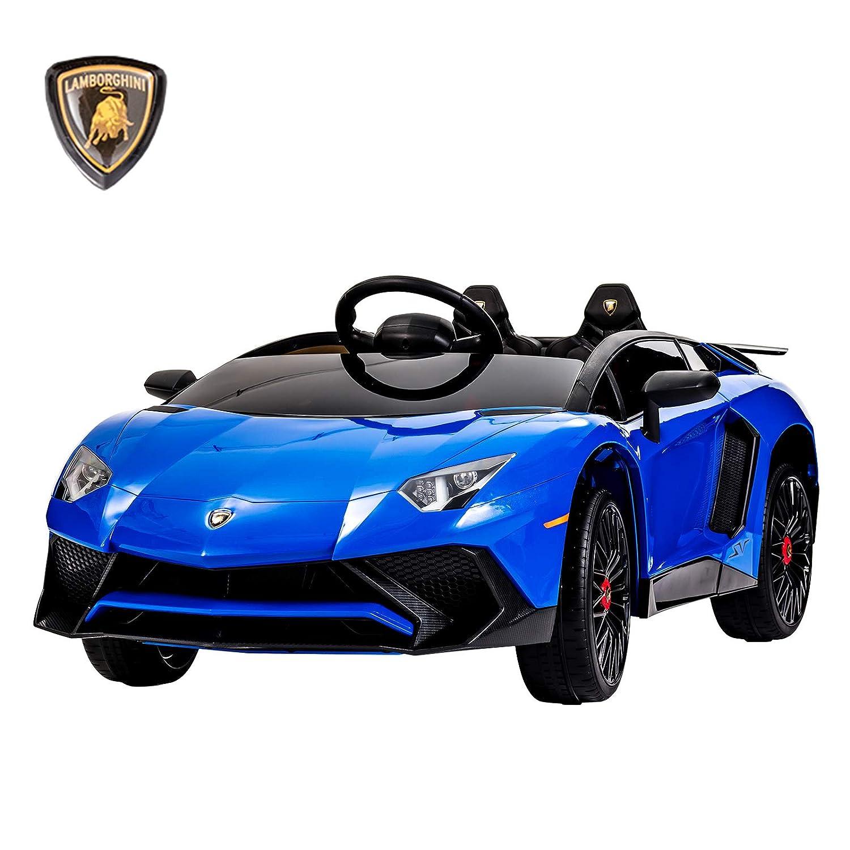 LED-Leuchten,Rollenaufhngung,AUX in,Blau UEnjoy Lamborghini ...