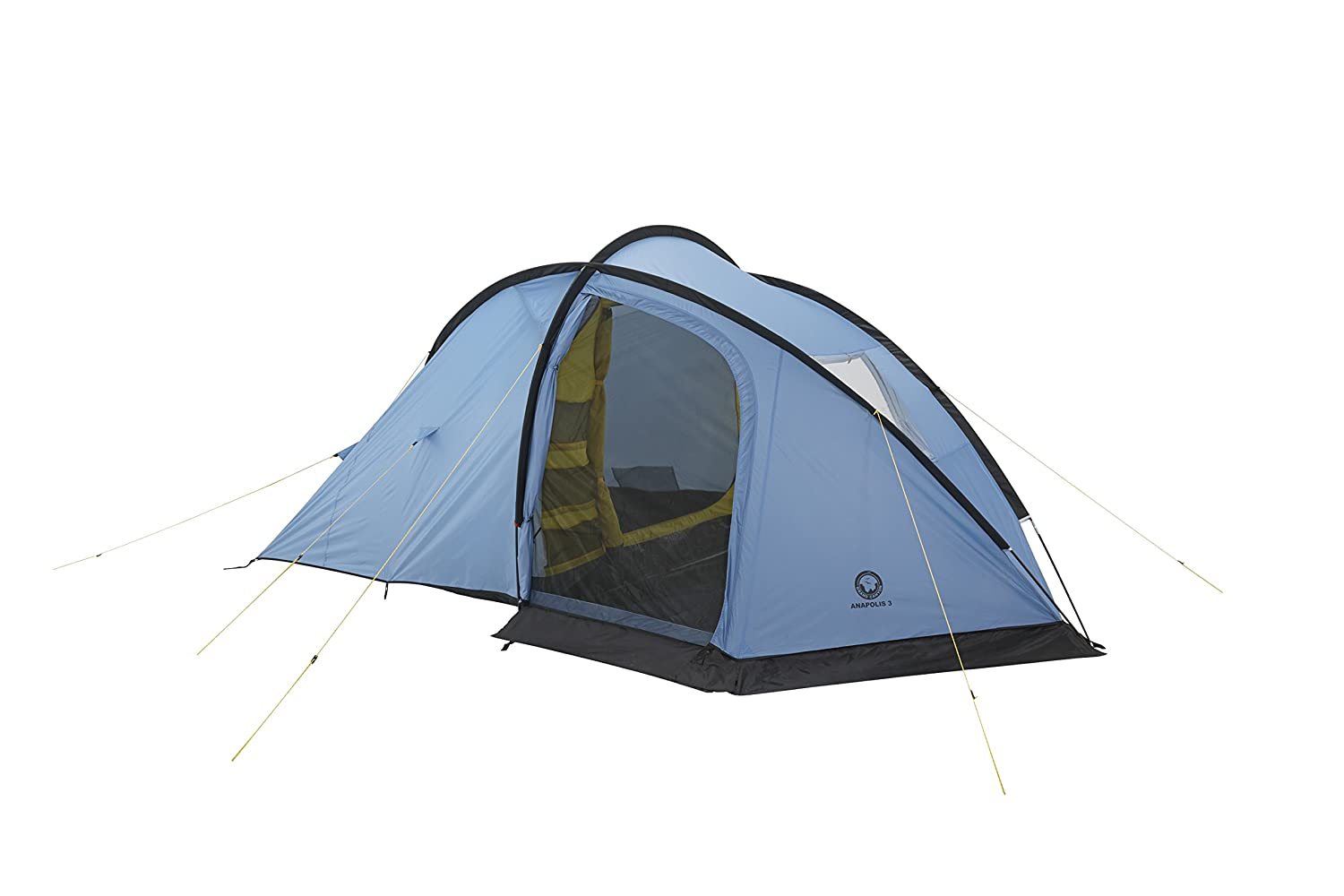 Grand Canyon Waterproof Annapolis Unisex Outdoor Dome Tent available in  Blue/Black - 3 Persons: Amazon.co.uk: Sports & Outdoors