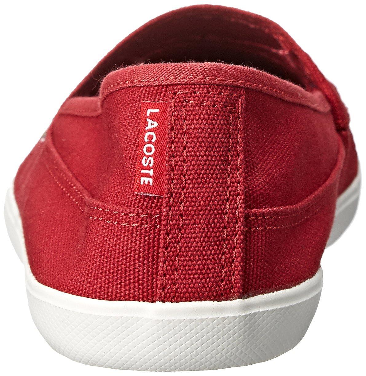 49a711158dd90 Lacoste Women s Marice Canvas Slip On  Lacoste  Amazon.ca  Shoes   Handbags