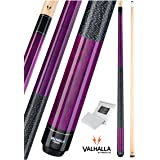 Valhalla by Viking 2 Piece Pool Cue Stick Irish Linen Wrap 16-21 oz. Plus Rosin Bag