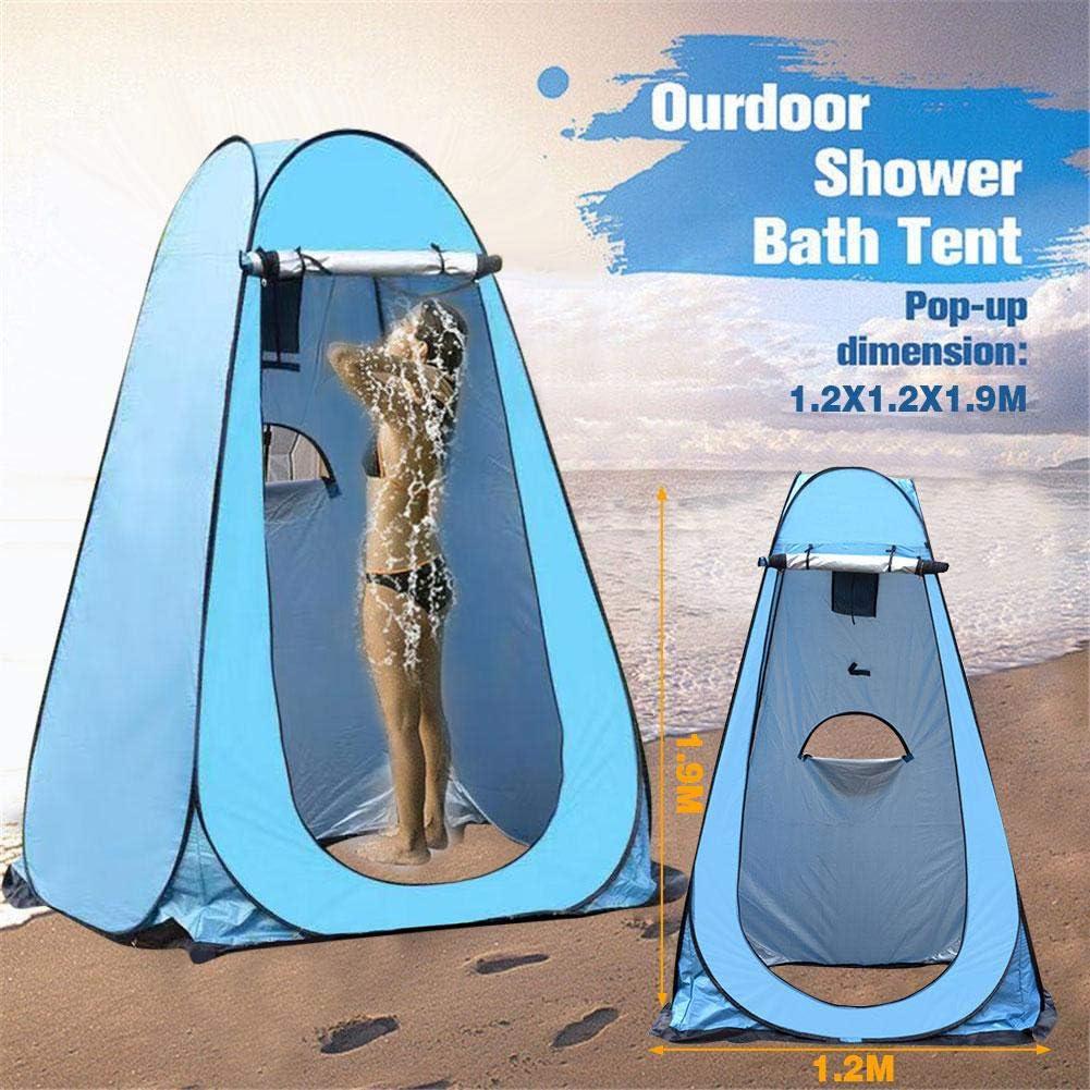 POOPFIY Ortable Tienda al Aire Libre de la Ducha del baño Cambio de Fitting Room Camping Abrigo de la Tienda de Playa al Aire Libre A