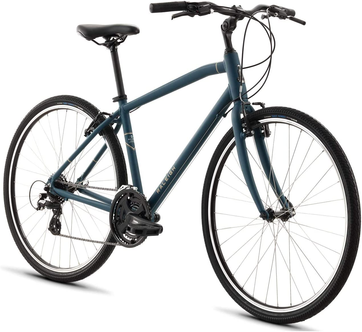 Raleigh Detour 2 Hybrid Bike for Men