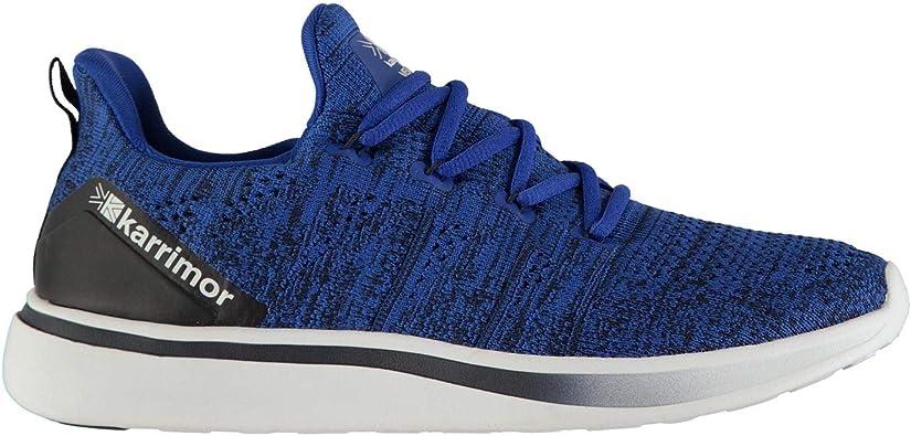 Karrimor Hombre Velox 2 Zapatillas De Running Azul/Azul Marino EU 46 (UK 12): Amazon.es: Zapatos y complementos