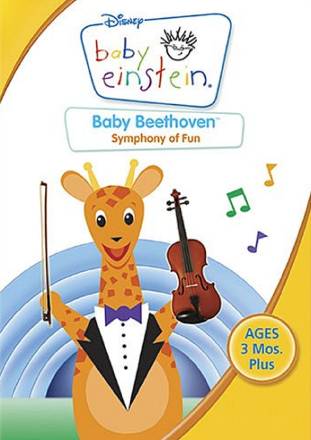 amazon com baby einstein baby beethoven symphony of fun n a