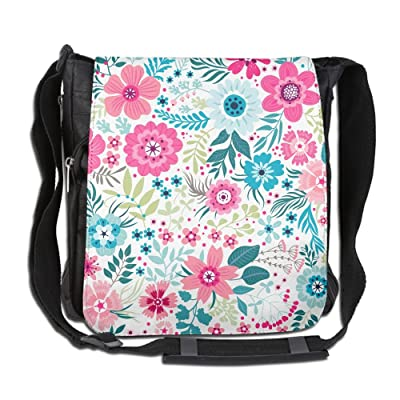 Beautiful-flowers Fashion Outdoor Lightweight Backpack Single Shoulder Crossbody Bags For Men & Women outlet