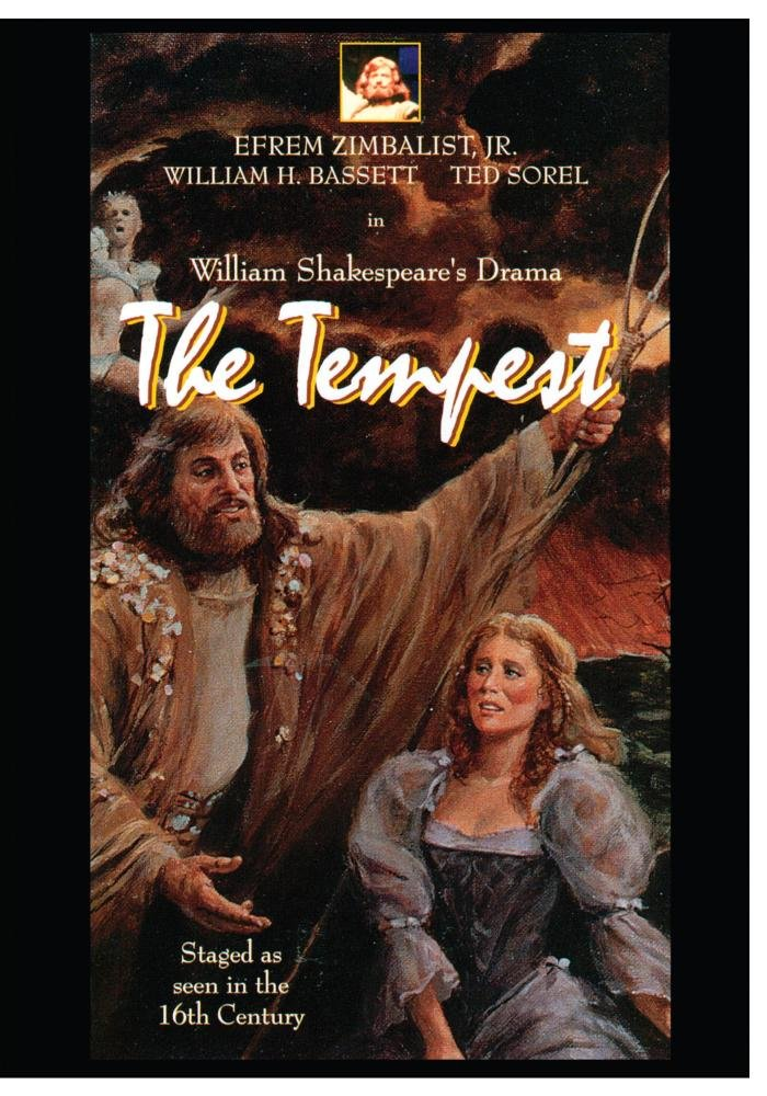 Shakespeare Series:  Tempest