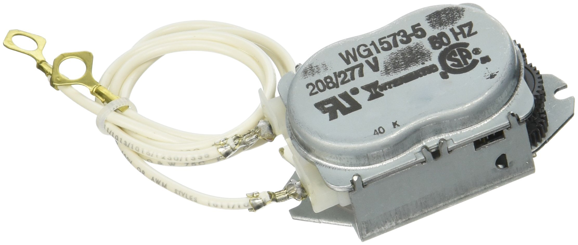 Intermatic WG1573-10D 60-Hertz Replacement Clock Motor for T100, T170, T100R201, T1400, T100-20 and WH Series