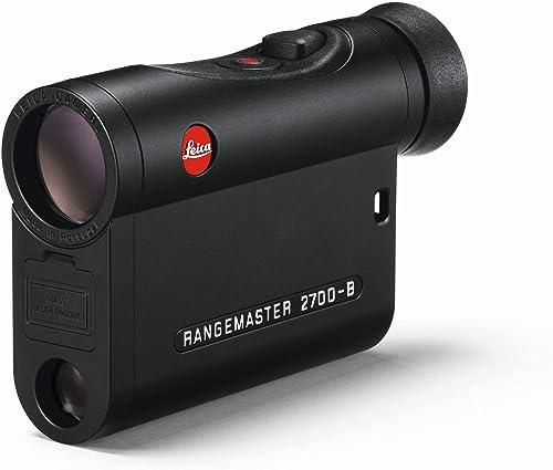 Leica 7×24 Rangemaster CRF 2700-B Laser Rangefinder