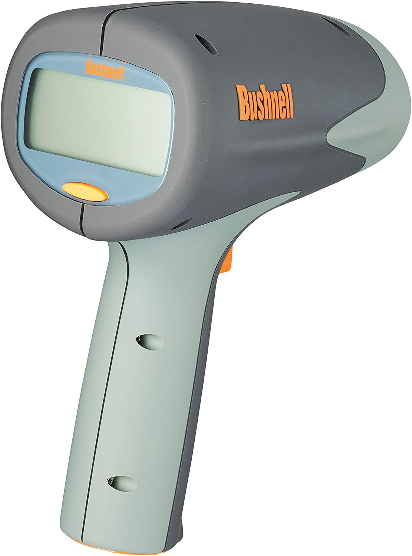 NEW Bushnell Velocity Speed Radar Gun Baseball//Softball//Racing//Tennis 101911