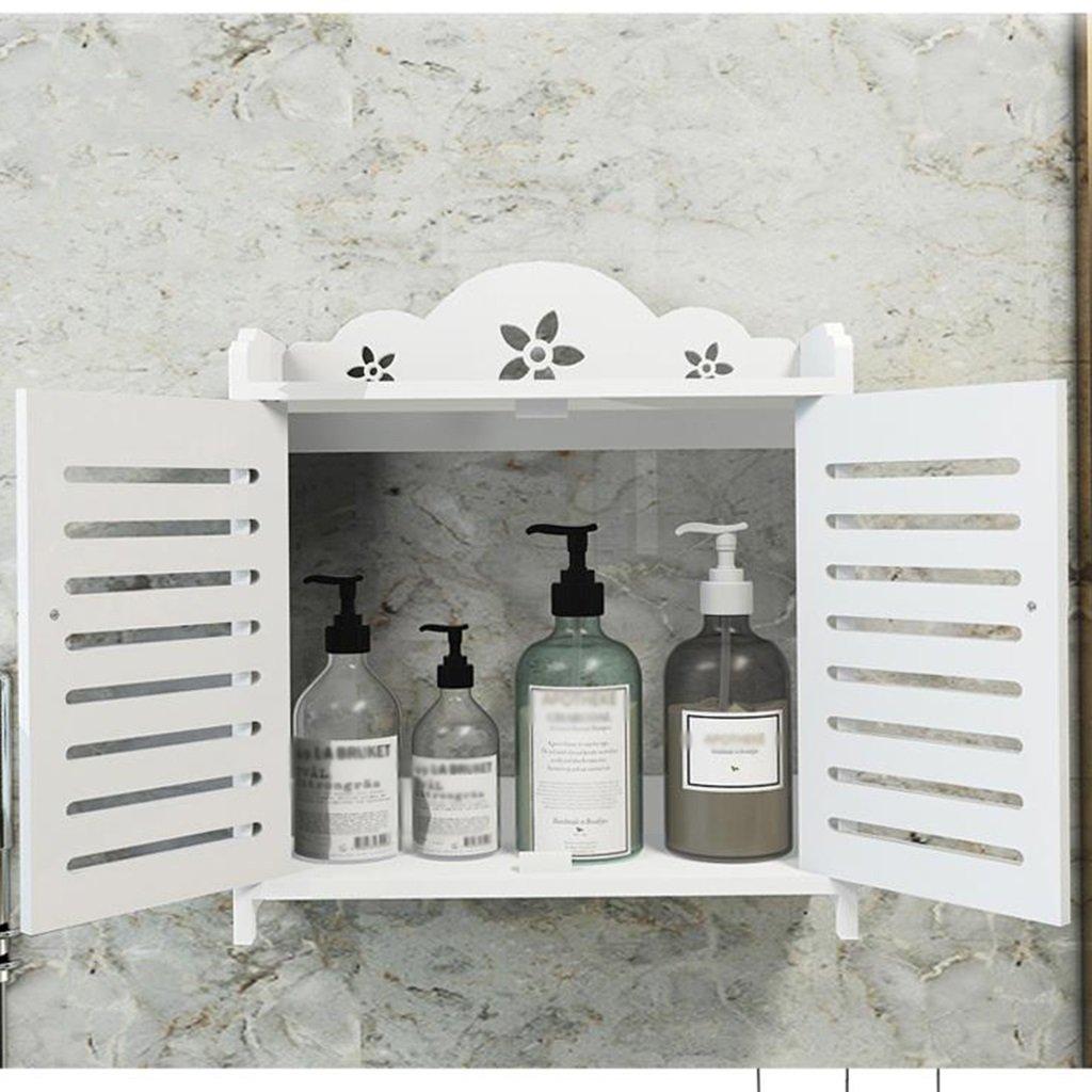 Floating Shelves Bathroom Shelves wallsno Perforations, Toilet washbasin lockers
