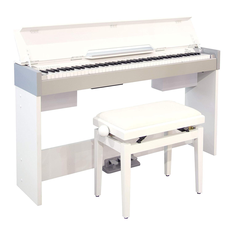 DP-6000 Piano digital blanco