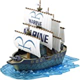 ONE PIECE - Grand Ship Collection [Navy Warship] (Plastic model)