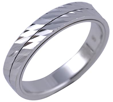 404a9a8f6fc40 Buy 925 Silver Sterling-Silver Thumb Ring for Men and Women Online ...