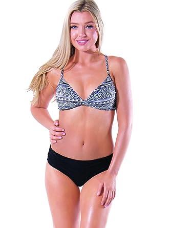 4c56863e37791 Amazon.com: bawdy Women's Summertime Sexy Push Up Padded 2 Pc Bikini ...