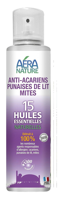 85 Off Anti Acariens Punaises De Lit Et Mites 200ml Aux 15 Huiles