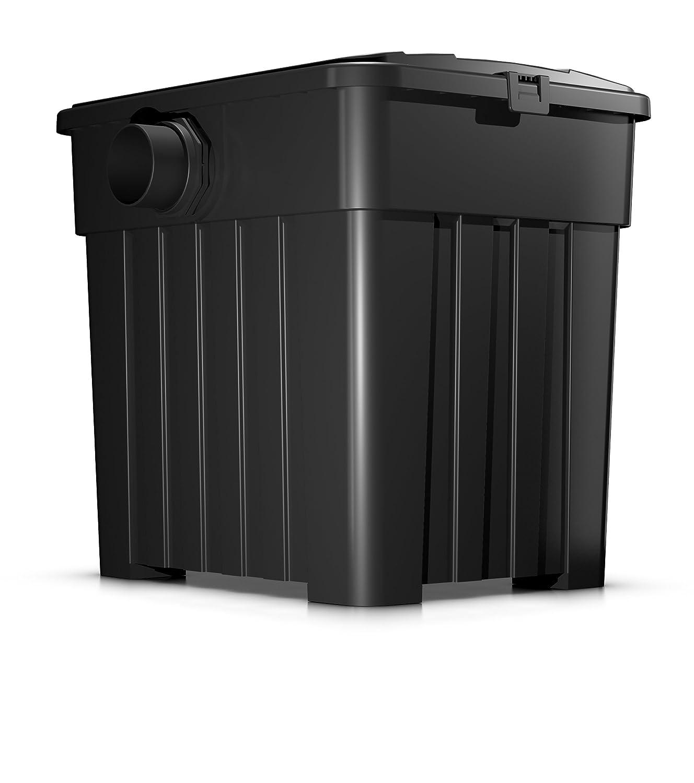 S ll 14487 gartenteich filter titan t25 au enfilter for Gartenteich ohne filter