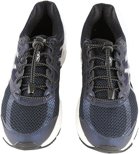 vanken elástica Cordones – no Tie Cordones para Zapatos, Uso para niños y Personas Mayores – rápido Bootlaces Ideal para Correr y triatlón: Amazon.es: Deportes y aire libre
