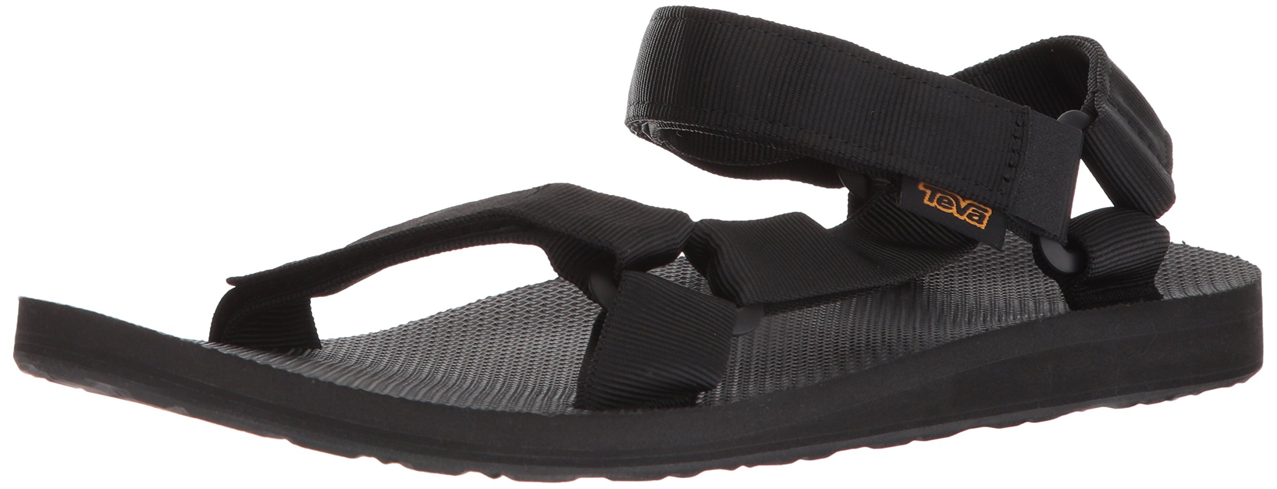 Teva Men's Original Universal Urban Sandal, Black, 10 M US