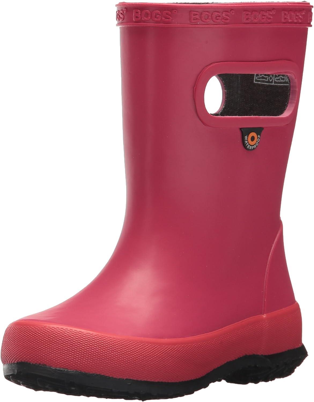Bogs Skipper Solid Mid-Calf Rubber Rain Boot