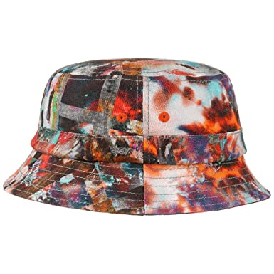caa7b433e Stetson Cotton Multicolour Bucket Hat Sun: Amazon.co.uk: Clothing