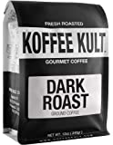 Koffee Kult Dark Roast Ground Coffee (12oz)