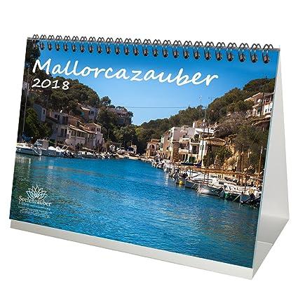 Premium mesa/Calendario 2018 · DIN A5 · Mallo RCA mágica ...