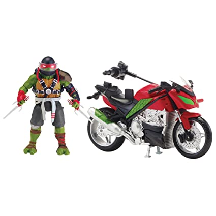 Amazon.com: Teenage Mutant Ninja Turtles Movie 2 A Cabo de ...