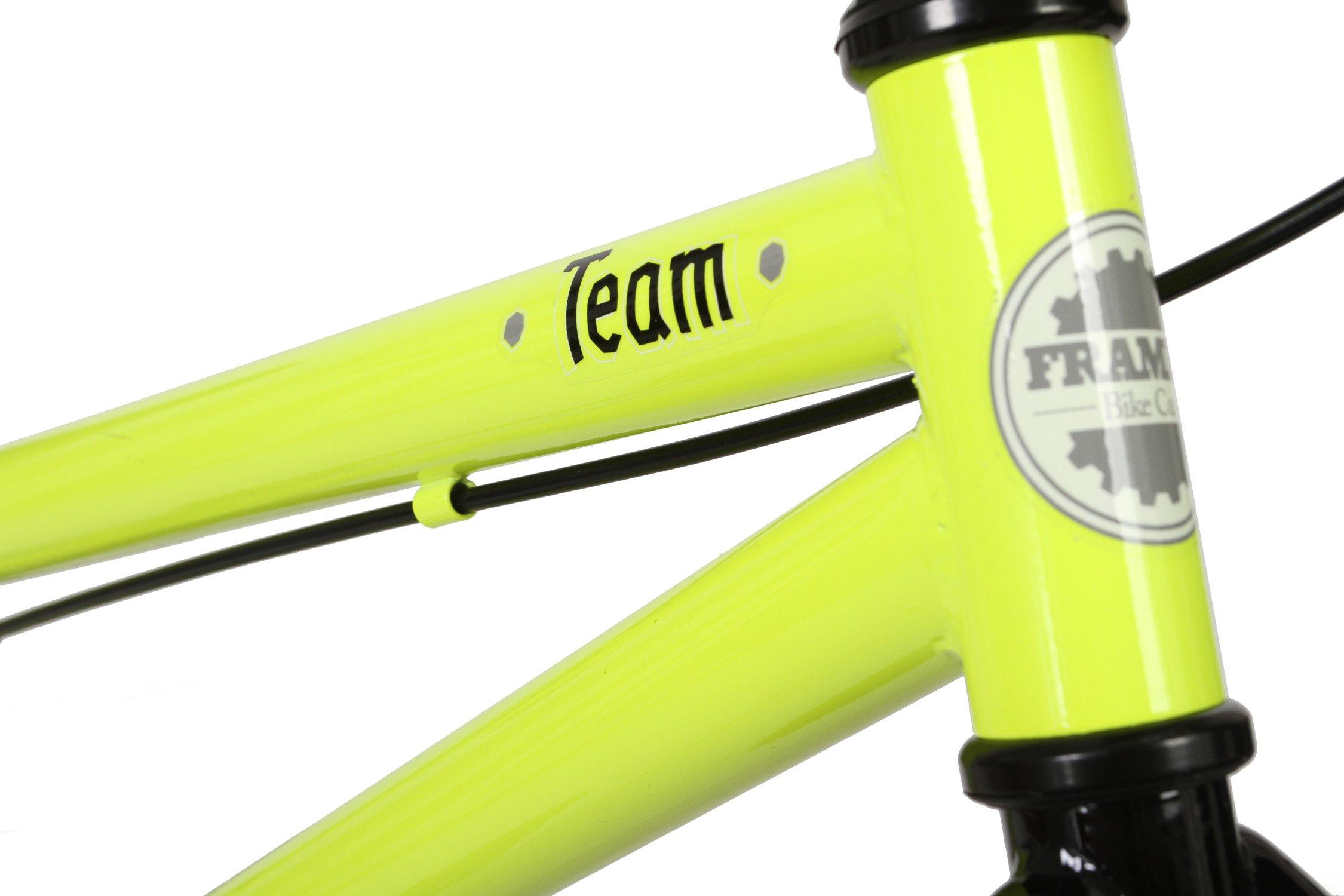 Framed Team BMX Bike Sz 20in by Framed (Image #4)