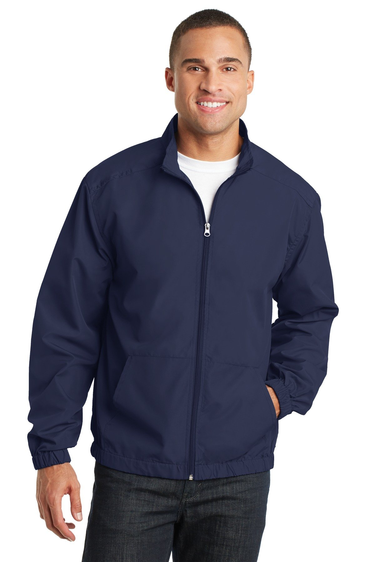Port Authority Men's Essential Jacket XXL True Navy by Port Authority