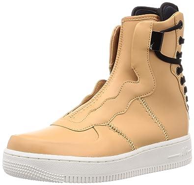 online store b24c4 654c6 Amazon.com | Nike Women's AF1 Rebel XX Praline/White AO1525 ...