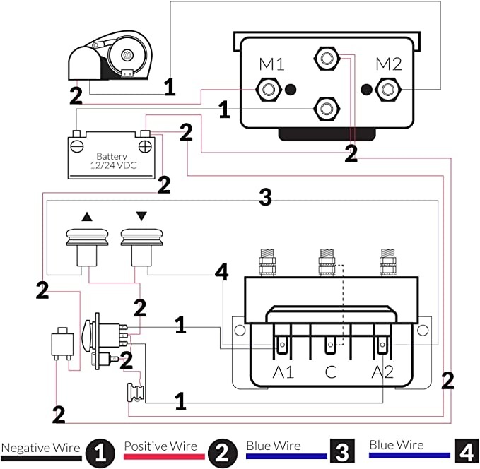 Lewmar Windlass Wiring Diagram from images-na.ssl-images-amazon.com