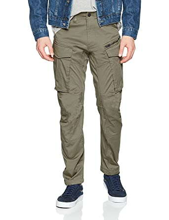 854db438ae7 G-STAR RAW Men's Trousers: Amazon.co.uk: Clothing