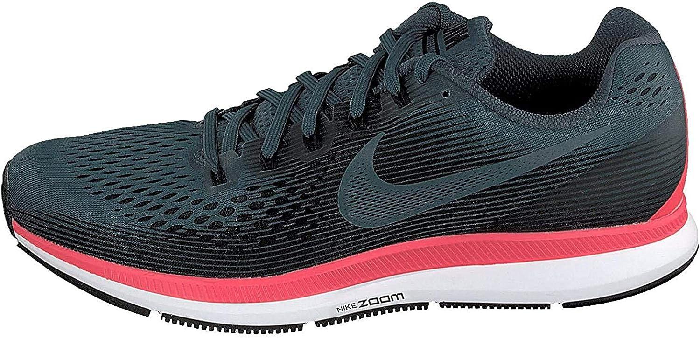Nike Zoom Pegasus 34, Zapatillas de Running para Hombre, Gris Blue ...