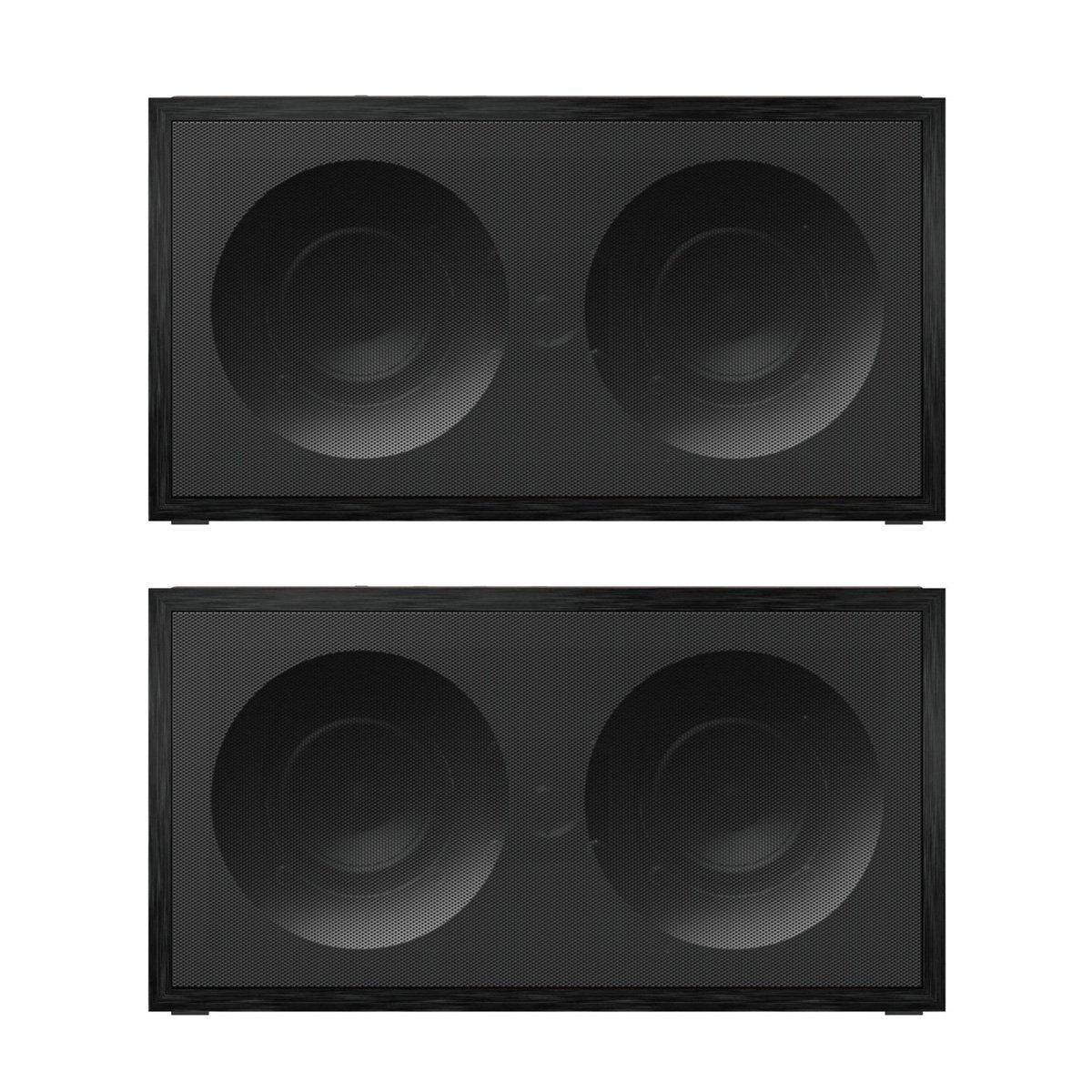 Onkyo NCP-302 Wireless Audio System - Pair (Black)