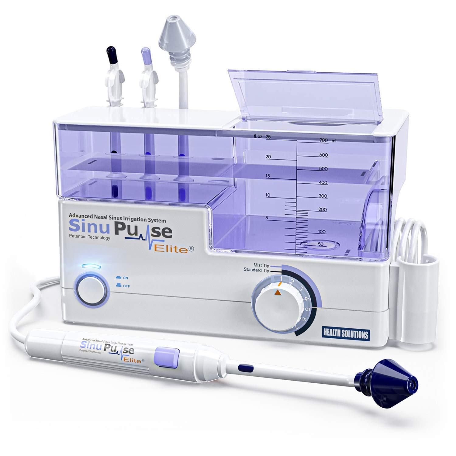 SinuPulse Elite Advanced Nasal Sinus Irrigation System
