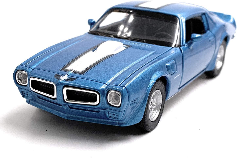 Onlineworld2013 1972 Firebird Trans Am Zufällige Farbe Modellauto Auto Maßstab 1 34 Lizensiert Auto
