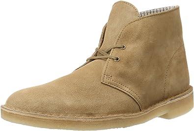 clarks beeswax desert boot care