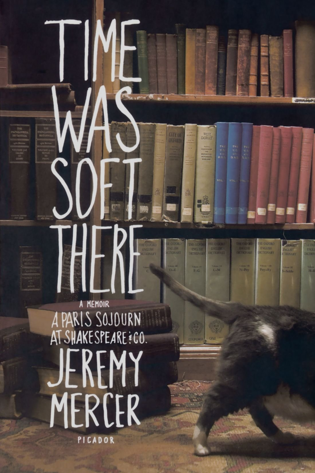 Time Was Soft There: A Paris Sojourn at Shakespeare & Co. pdf