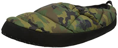 The North Face NSE Tent Mule III Menu0027s Low-Top multicolour (Black  sc 1 st  Amazon UK & The North Face Mens NSE Tent Mule III Low-Top Slippers: Amazon.co ...