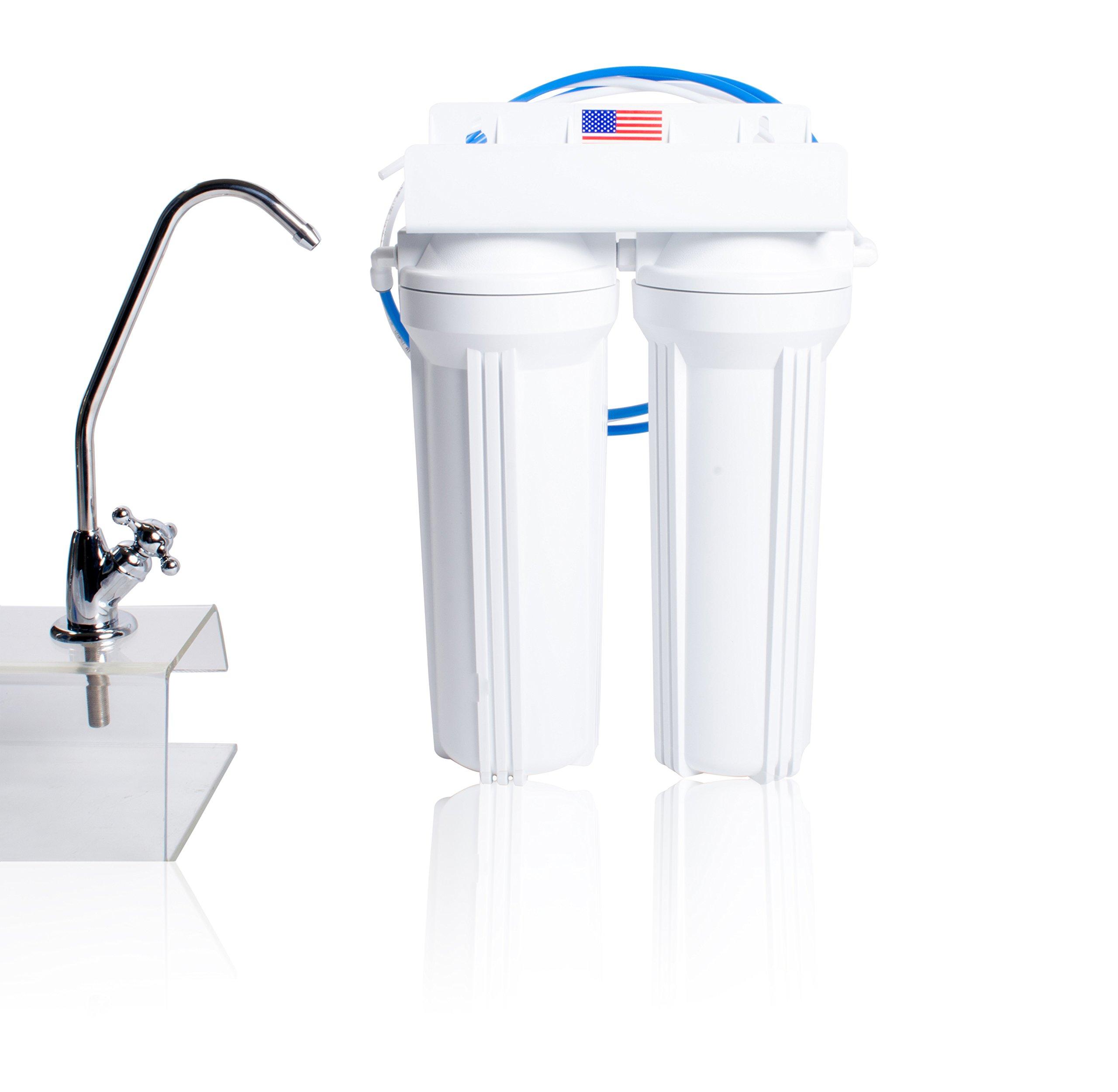 APEX MR-2020 Undercounter 2-Stage Drinking Water Filter