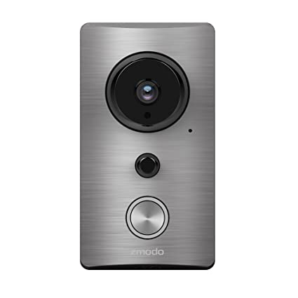 Zmodo Greet - Smart WiFi Video Doorbell  sc 1 st  Amazon.com & Amazon.com: Zmodo Greet - Smart WiFi Video Doorbell: Camera \u0026 Photo