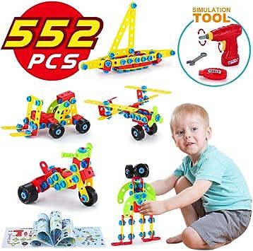 96Pcs Building Blocks Children Construction Toys Educational Block Boy Kids Toy