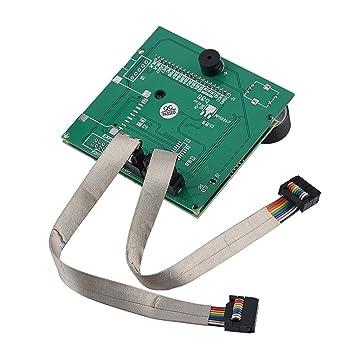 Richer-R Controlador de Pantalla LCD Inteligente, módulo de ...