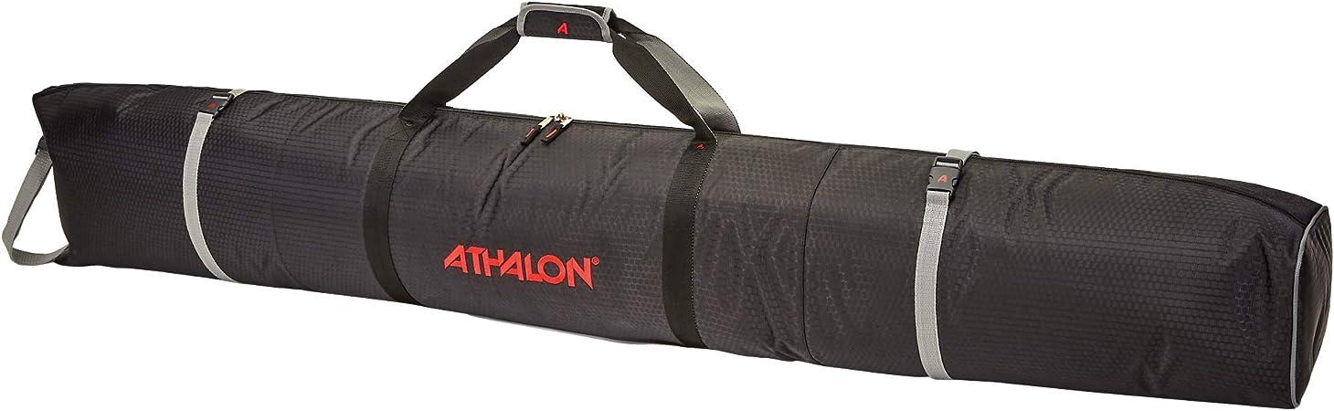 Athalon Single Ski Padded Ski Bag 2018 180//Green-Black NEW