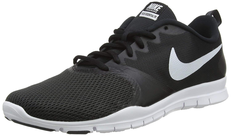 Amazon.com | Nike Womens Flex Essential Training Shoes (7 M US, Black/Black/Anthracite/White) | Fashion Sneakers