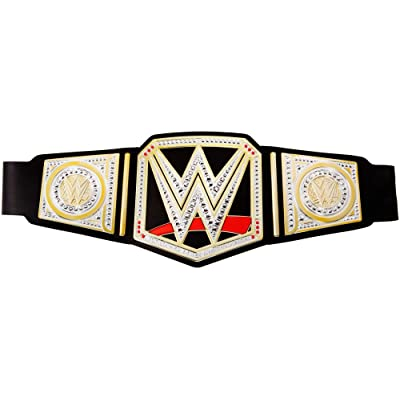 WWE Live Action Interactive WWE Championship: Toys & Games