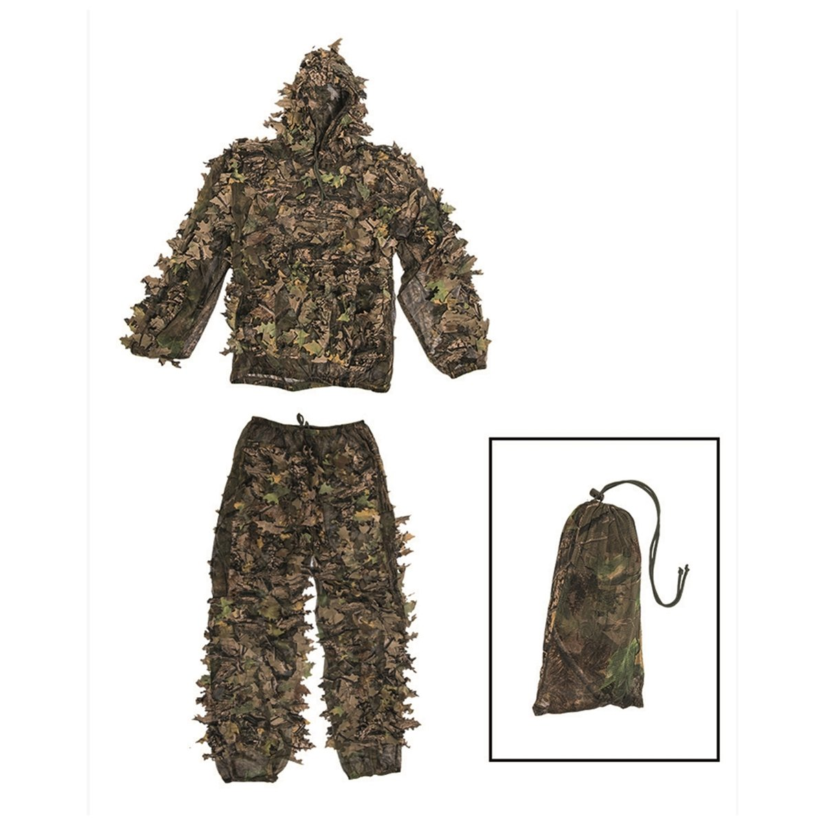 Mil-Tec WILD TREES™ GHILLIE SUIT 3D