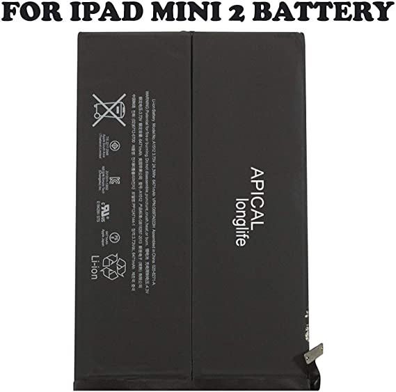 New Replacement Battery For iPad Mini 2 /& 3 2nd /& 3rd Gen 6471mAh FREE TOOLS
