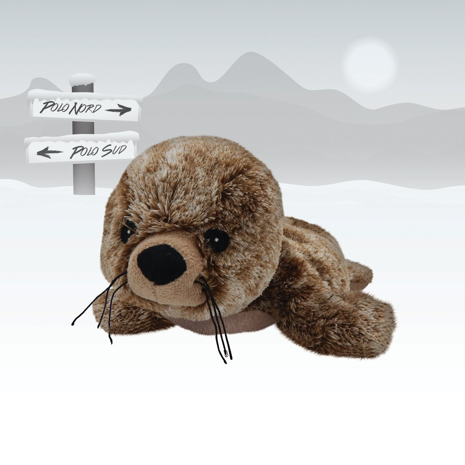 Warmies- Peluche Térmico (T-Tex 57)