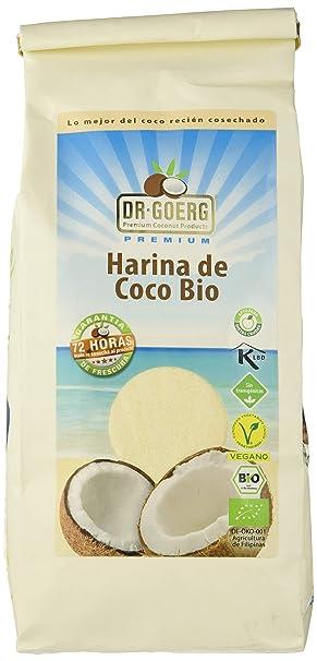Dr. goerg bio Dr. goerg Premium bio de coco Harina (1 x 600 ...